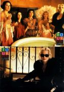 FOUR ROOMS - SET OF 12 CINEMA PROMO LOBBY CARDS